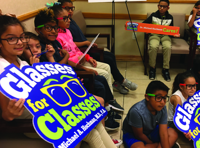 Glasses for Classes Prepares Local Children for the New School Year